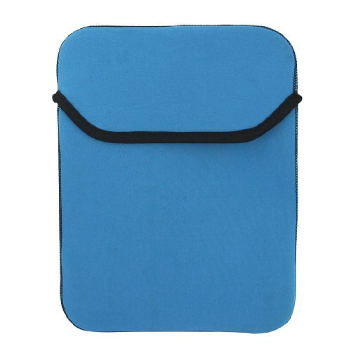 eDealMax 10 10.1 10.2 Blu Neoprene Tablet PC Laptop Bag Holder Sleeve ()