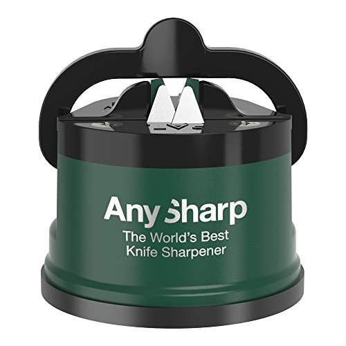 AnySharp Pro Knife Sharpener, Metal, Racing
