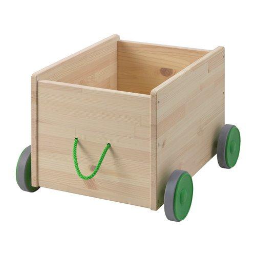 Ikea Toy Storage with Castors 426.292614.102 by IKEA