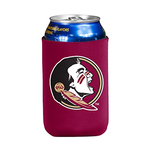 NCAA Florida State Seminoles Flat Drink Coozie