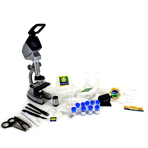 Cassini 67-Piece Microscope Set ()