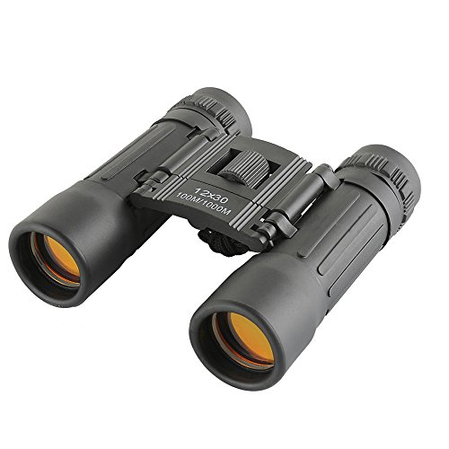 Double Sink Chest (Hunting Equipment Mini Black Sports Optics Binocular Telescope Spotting Scope for Hunting Camping Hiking Traveling Concert 12X30 96/1000m)
