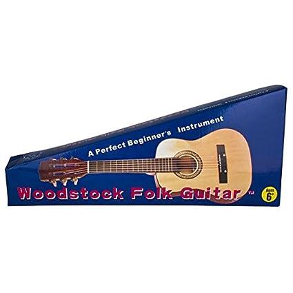 Amazon Woodstock Percussion Folk Guitar Toys Games