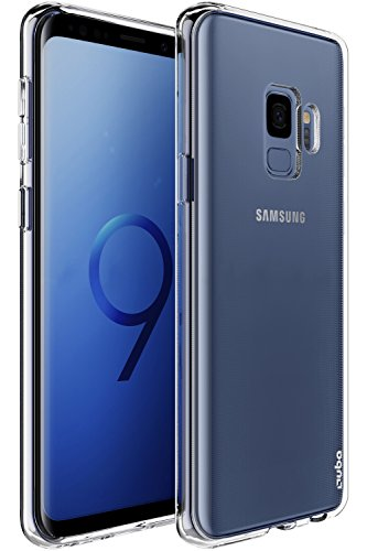 Galaxy S9 Case, OUBA [Slim Thin] Flexible TPU Gel...