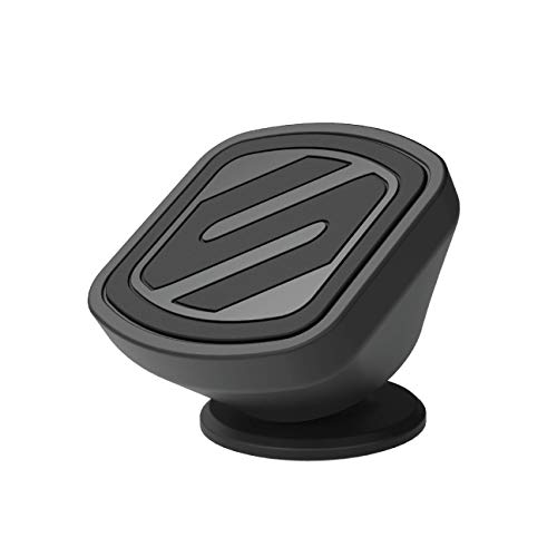 SCOSCHE MMSD-XCES0 MagicMount Select Magnetic Phone/GPS Vertical Dash Mini Mount for the Car, Home or Office ()
