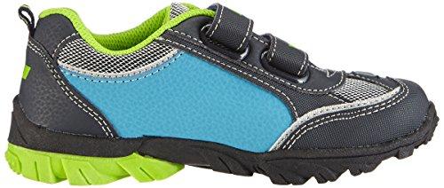 Lico Surfer V - Zapatillas de deporte Niños azul - Blau (marine/blau/lemon)