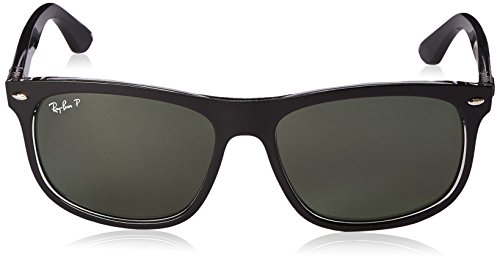 Ray-Ban Sonnenbrille (RB 4226) Top Matte Black On Trasparent