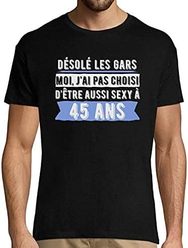 45 Ans Anniversaire | Tshirt H…
