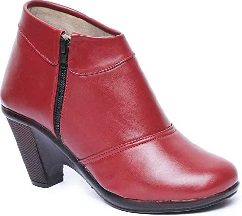 Latest Fashion Women's Formal Boots Casual Outdoor Heel Shoes for Girls