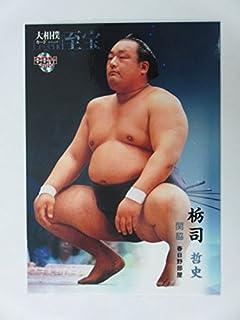 BBM2015大相撲カード「レジェンド」至宝■レギュラーカード■32関脇/栃司