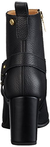 Love Moschino Damen SCA.NOD.1790g/80 VIT.Bottal.Nero Stiefel Schwarz (Black)