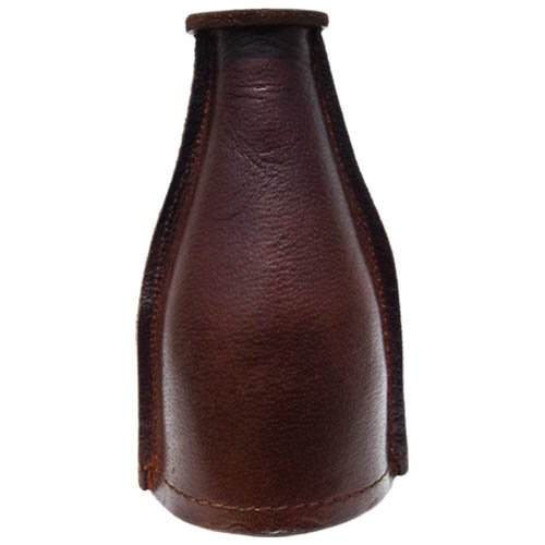Sterling Gaming Deluxe Genuine Leather Tally Bottle (Plastic Tally Bottle)