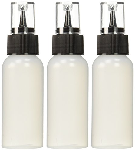 Fine Tip Bottle - DecoArt Empty Squeeze Writer Bottles 3/Pkg-2 Ounces