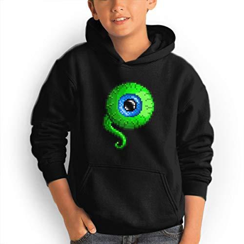 (Don Washington Jacksepticeye Teen Hoodies Fashion Sweatshirts Pullover Black)