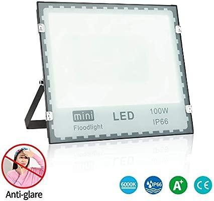 focos led exterior 100W Blanco 6000K,proyector led foco led ...
