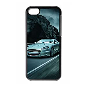 Cars 2 iPhone 5c Cell Phone Case Black Pwxfa