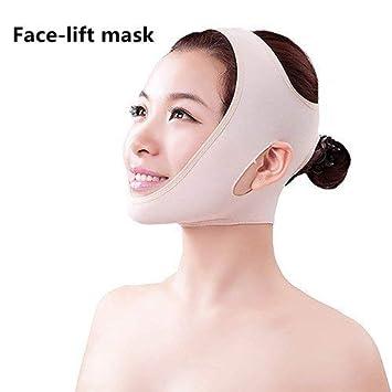 Gesichtsmassage zum Abnehmen des Gesichts