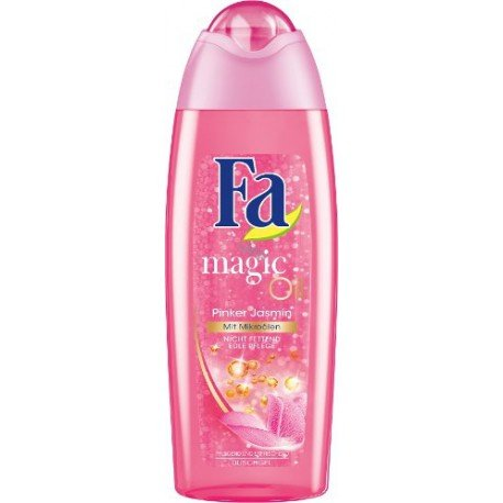 Fa Magic Oil Pink Jasmine Shower Gel 250 ml / 8.3 fl oz