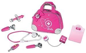 Klein 4454 - Maletín de médico con accesorios de Barbie