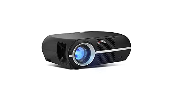 VIVIBRIGHT GP100 Proyector de Vídeo LCD 1080P Full HD de Calidad ...