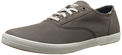 Keds Men's Champion Army Twill Fashion Sneaker, Walnut, 9.5 M US