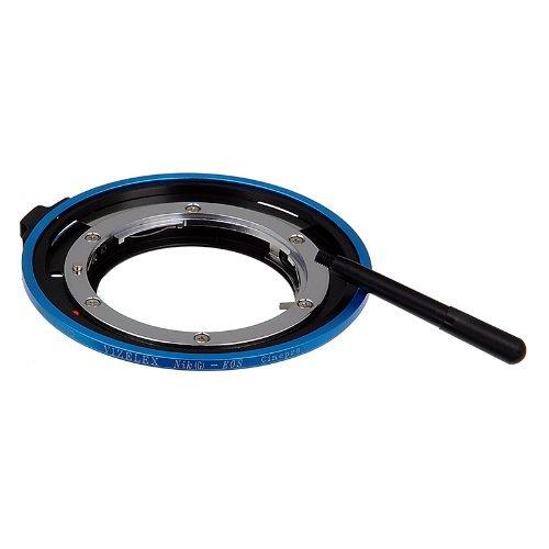 Fotodiox Pro Lens Mount Cine Adapter - Nikon Nikkor F Mou...