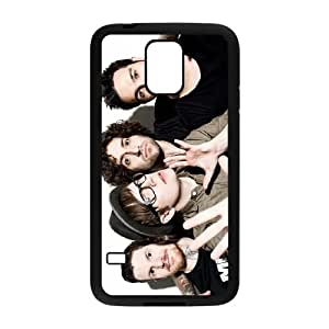 Samsung Galaxy S5 Cell Phone Case Black Fall out boy Mpck