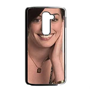 Anne Hathaway Design Pesonalized Creative Phone Case For LG G2