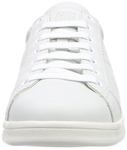 Bluec0006 Ginnastica Bianco Scarpe U White da Basse Uomo Warrens Geox B xSvPqCFv