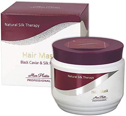 Mon Platin – Máscara de pelo de seda natural para terapia de ...