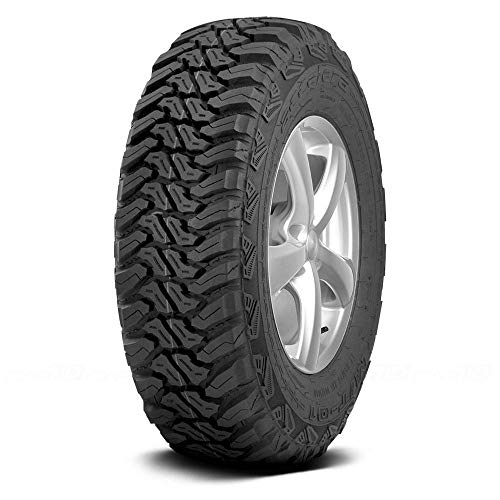 Accelera M/T-01 Mud Radial Tire-235/75R15 104/101Q LRC 6-ply (Tires Radial)