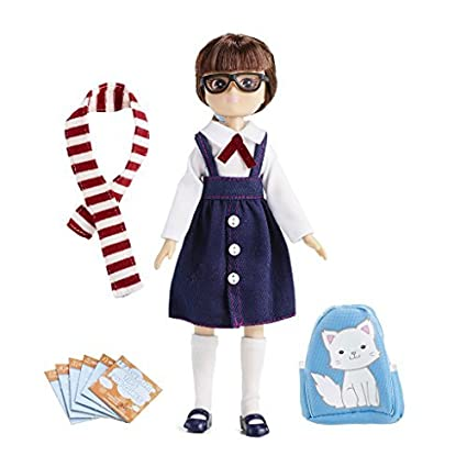 Lottie School Days Doll