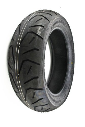 ax Rear Motorcycle Radial Tire - 200/50R17 75W ()