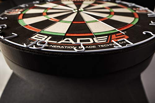 Winmau 5 Bristle Dartboard with and Bounce-Outs