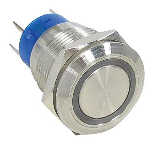 AV1921E324Q04 ALCOSWITCH Vandal Resistant Switch 250VAC TE CONNECTIVITY DPDT 3A