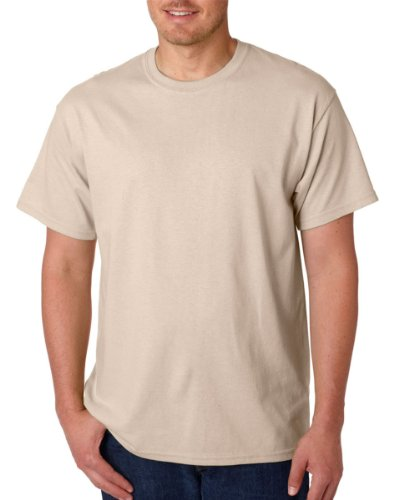 GILDAN G5000 Heavy Cotton 5.3 oz. T-Shirt - SAND