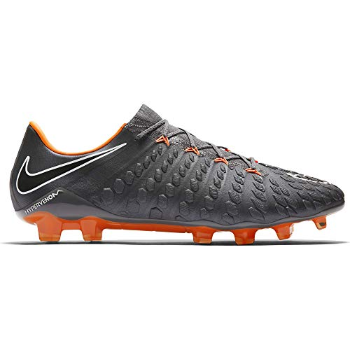 3 Grey Dark white total De Orange Fitness Nike Phantom Fg Chaussures Homme Elite Fx75az8