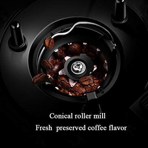 KEKEYANG Coffee Koffie-volautomaat American Slijpen Reservation Koffiemolen Pot koffiebonen Machine
