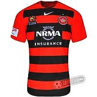 Camisa Western Sydney Wanderers - Modelo I