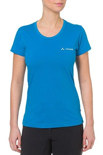 VAUDE T-Shirt Womens Brand Shirt - Camiseta azul verdoso