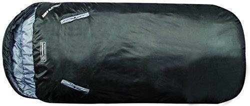 Highlander Outdoor Sleephuggerz Sleeping Bag, Black by Sleeping Bag