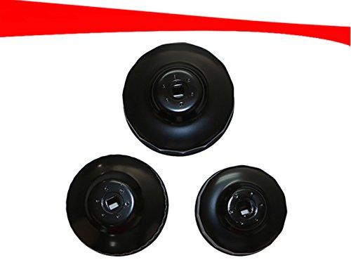 Cap Wrench Socket Tool Set Cap Type Oil Filter Wrench Socket Car Garage Tool by Techtongda (Image #4)