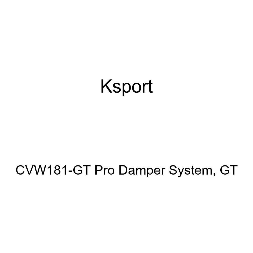 GT KSport CVW181-GT Pro Damper System