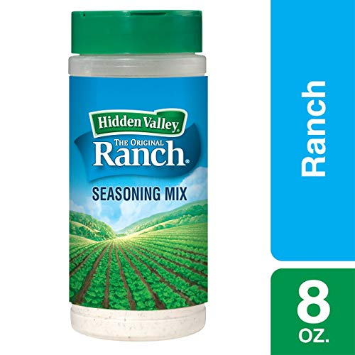 Hidden Valley Original Ranch Salad Dressing & Seasoning Mix, Gluten Free, Keto-Friendly - 1 - Gluten Free Mix Ranch