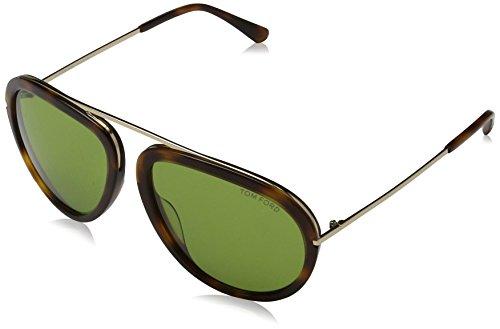 Tom Ford Sonnenbrille Stacy (FT0452) Marron