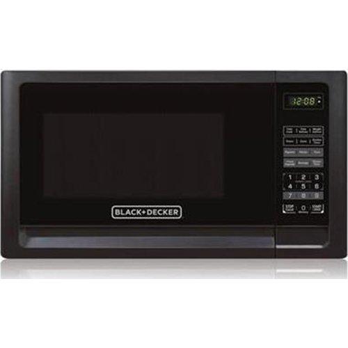 Price comparison product image Midea Kitchen Appliance B&D .7CF Microwave Black