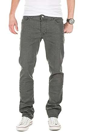 Yazubi Men's Jeans Kled slim fit, Grey (Tornado 3907), W29/L30