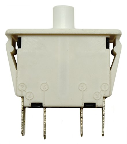Laundry Switch - Seneca River Trading Dryer Door Switch for Alliance laundry, Huebsch, Speed Queen, M406103