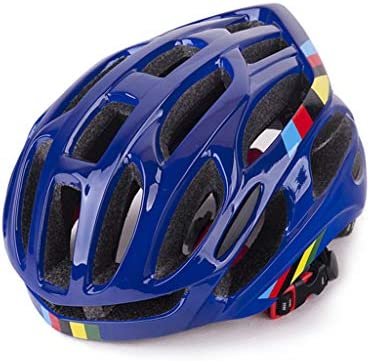 Amazon.es: Road Bike Helmet Mountain Batería autónoma Car Blue ...