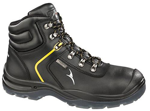 ALBATROS Sicherheitsstiefel S3 39, gelb, schwarz